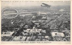 sub059723 - Airplane Post Card