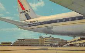 sub060003 - Airplane Post Card