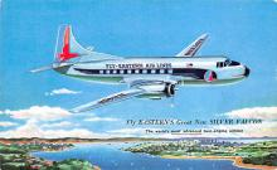 sub060005 - Airplane Post Card