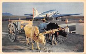 sub060011 - Airplane Post Card