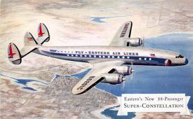 sub060017 - Airplane Post Card