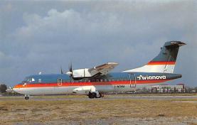 sub060039 - Airplane Post Card