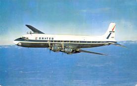 sub060049 - Airplane Post Card