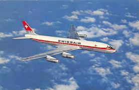 sub060057 - Airplane Post Card