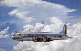 sub060071 - Airplane Post Card