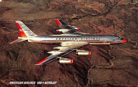 sub060073 - Airplane Post Card