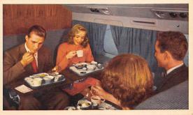 sub060075 - Airplane Post Card