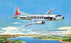 sub060079 - Airplane Post Card