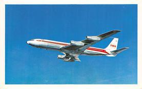 sub060093 - Airplane Post Card
