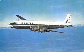 sub060119 - Airplane Post Card