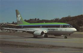 sub060125 - Airplane Post Card