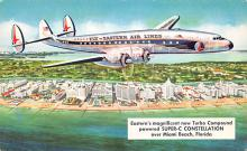 sub060133 - Airplane Post Card
