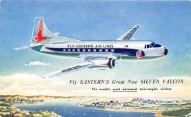 sub060135 - Airplane Post Card