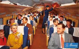 sub060137 - Airplane Post Card