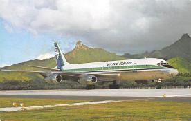 sub060149 - Airplane Post Card