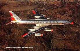 sub060151 - Airplane Post Card