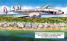 sub060163 - Airplane Post Card