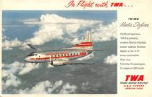 sub060175 - Airplane Post Card
