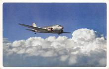 sub060199 - Airplane Post Card