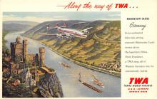 sub060229 - Airplane Post Card