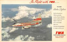 sub060247 - Airplane Post Card