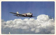 sub060293 - Airplane Post Card