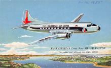 sub060295 - Airplane Post Card