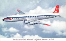 sub060309 - Airplane Post Card