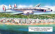 sub060313 - Airplane Post Card