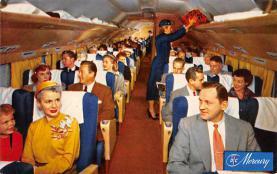 sub060351 - Airplane Post Card