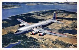 sub060359 - Airplane Post Card