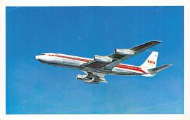 sub060375 - Airplane Post Card