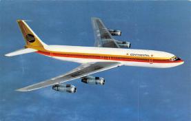 sub060403 - Airplane Post Card