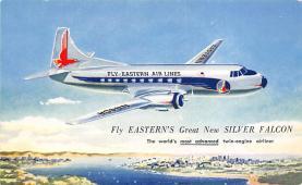sub060409 - Airplane Post Card