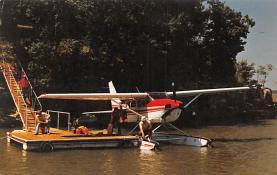 sub060415 - Airplane Post Card