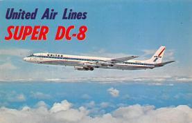 sub060429 - Airplane Post Card