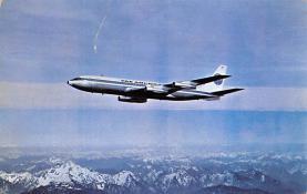 sub060441 - Airplane Post Card