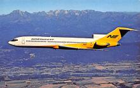 sub060445 - Airplane Post Card