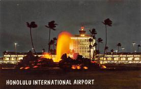 sub060447 - Airplane Post Card