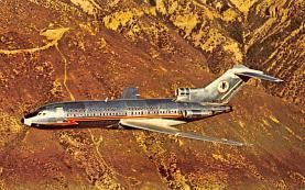 sub060455 - Airplane Post Card
