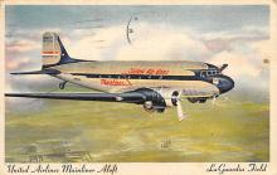 sub060461 - Airplane Post Card