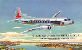 sub060473 - Airplane Post Card