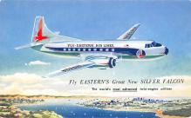 sub060475 - Airplane Post Card