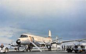 sub060483 - Airplane Post Card