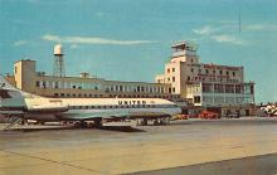 sub060485 - Airplane Post Card