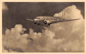 sub060487 - Airplane Post Card