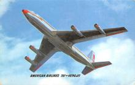 sub060499 - Airplane Post Card
