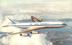 sub060505 - Airplane Post Card