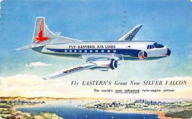 sub060513 - Airplane Post Card