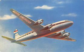 sub060515 - Airplane Post Card